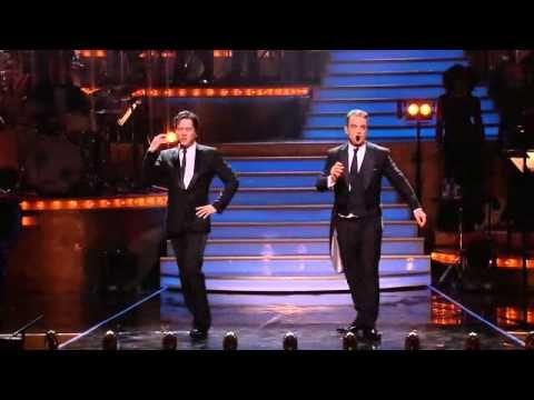 Rufus Wainwright & Robbie Williams Live at the Palladium London 8/11/13