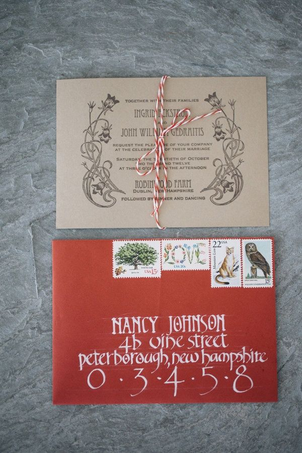 17 best images about hand lettered envelopes on pinterest Calligraphy baltimore
