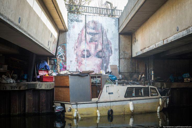 zyalt: Уличное искусство Лондона