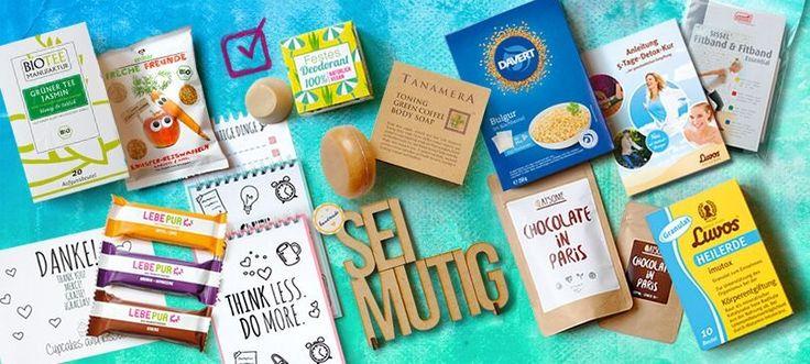Das war drin in der Motivationbox - Bestell dir schon jetzt deine TrendBox! Hier geht's lang: www.trendraider.de/trendbox