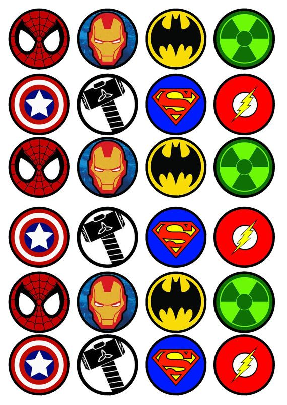 Edible Cake Decorations Target : 17 Best images about vbs 2017 superheros on Pinterest ...