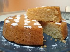 Le mie ricette online: Torta soffice con sciroppo d'agave!