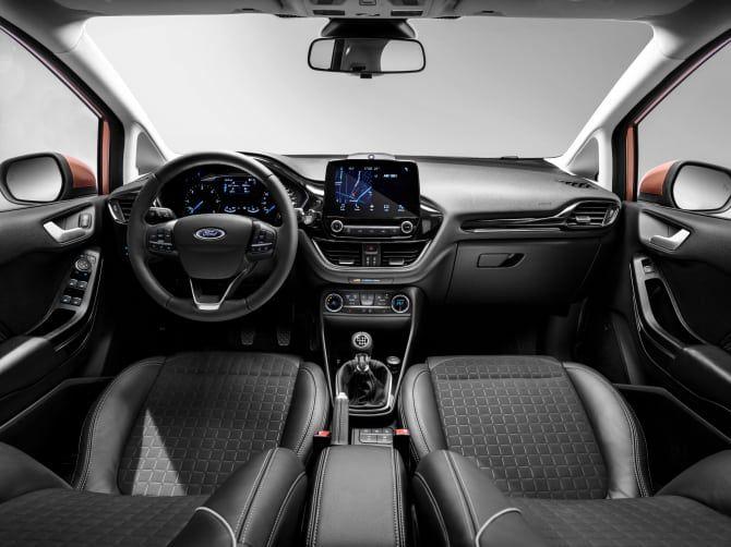 Ford Fiesta Titanium 2017 - Ford Motor Company