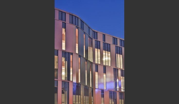 Poznań Główny, Poznań-Poland, design Bose International Planning & Architecture