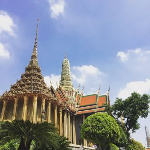 BBM Korea | Bangkok, Thailand | The Grand Palace and The Emerald Buddha