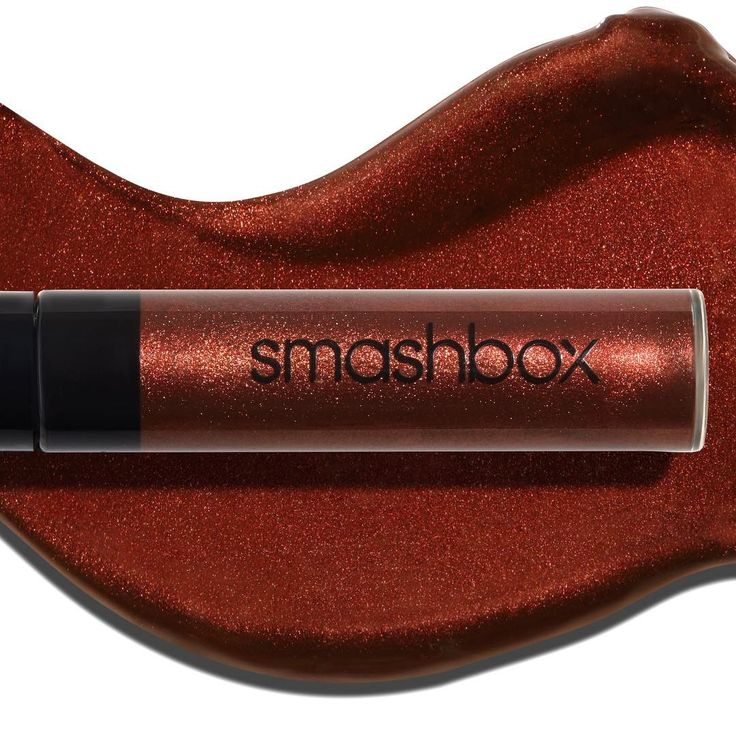 Pssst. 3 preview shades of our new #BeLegendaryLiquidLip in metallic finishes just dropped @sephora and on smashbox.com. This is Brains 'N' Bronze, a metallic bronze. More to come...