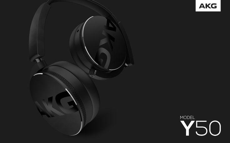 AKG YSERIES - Y50 -  New headphones from AKG