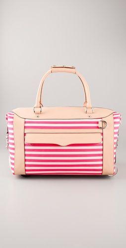 Adorable Rebecca Minkoff Striped Bag