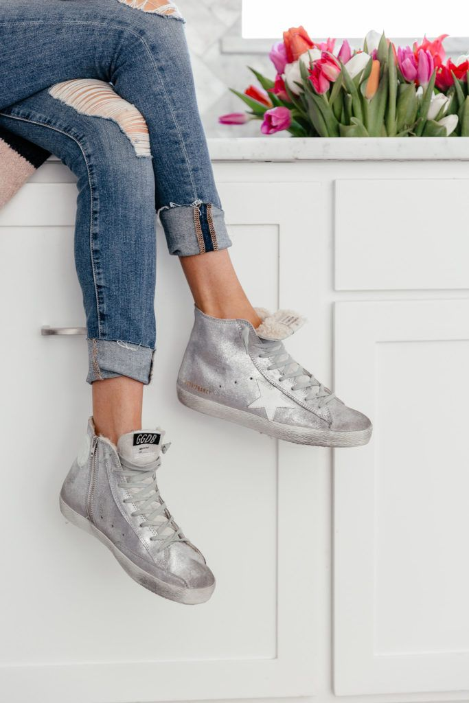 c03b0b81f63a dani austin golden goose francy sneakers | Style in 2019 | Sneakers ...