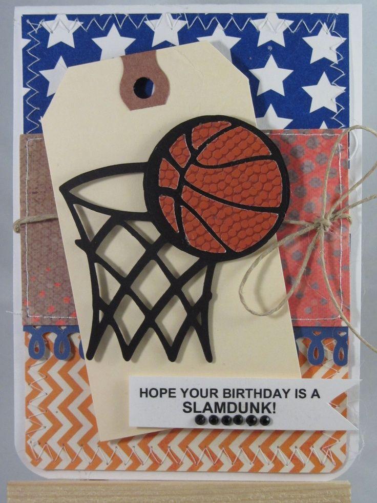 День рождения баскетбола открытки