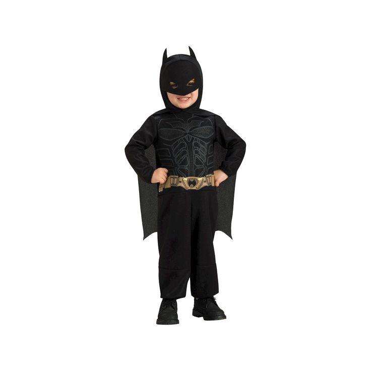 Halloween Batman DC Comics Baby Costume 6-12 months, Infant Boy's