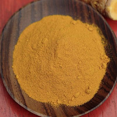 """Turmeric is revered in India as a """"holy powder"""" that can be used to prevent infections and treat wounds. Dr. Andersen suggests using half a teaspoon of turmeric powder with a drop or two of water to make a paste, or if the wound is still bleeding a bit, you can apply the powder without water. After the area is dry, cover with a dressing and let the healing begin."""