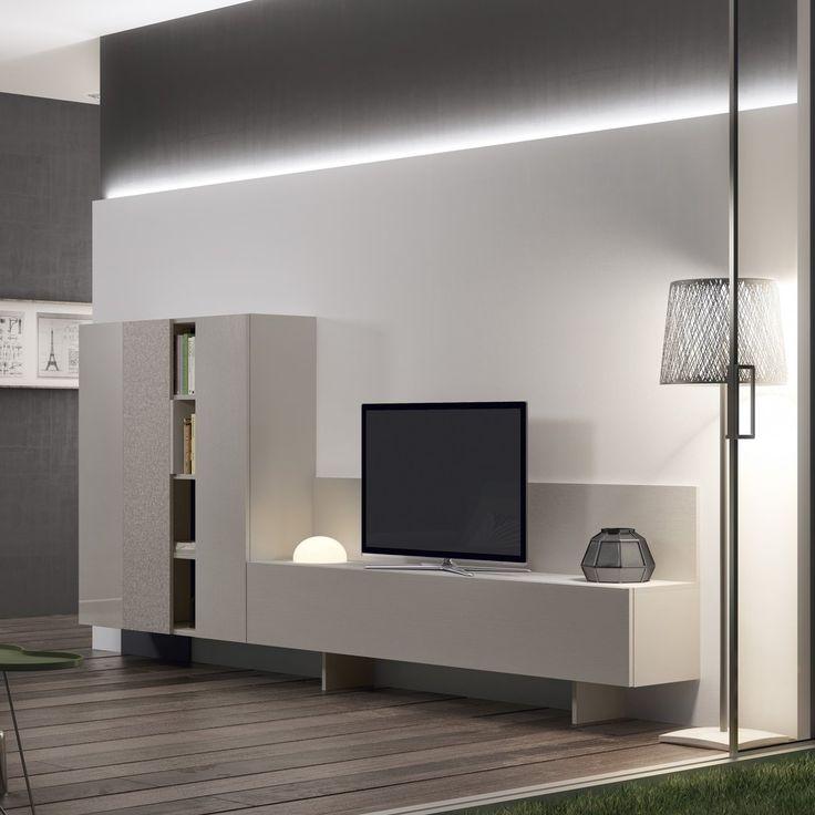 92 best ideas para decorar el salon images on pinterest for Muebles modernos df
