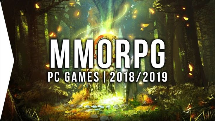 20 Upcoming PC MMORPG Games in 2018 & 2019  Open World Multiplayer MMO!