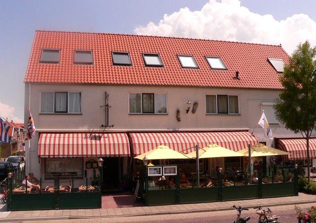 Hotel, Cafe, Restaurant de Kroon - overnachten in Zeeland