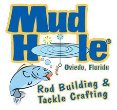 Mud Hole Custom Tackle is the world's largest supplier of custom fishing rod building components, including rod blanks, reel seats, guides, tip-tops, cork grips, winding thread, foam grips, glues, finishes and epoxies.