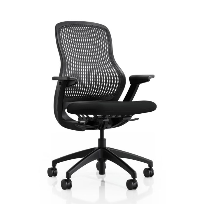 Ergonomic office chair promotes healthy posture #sitting # seat cushion # desk #technology #office