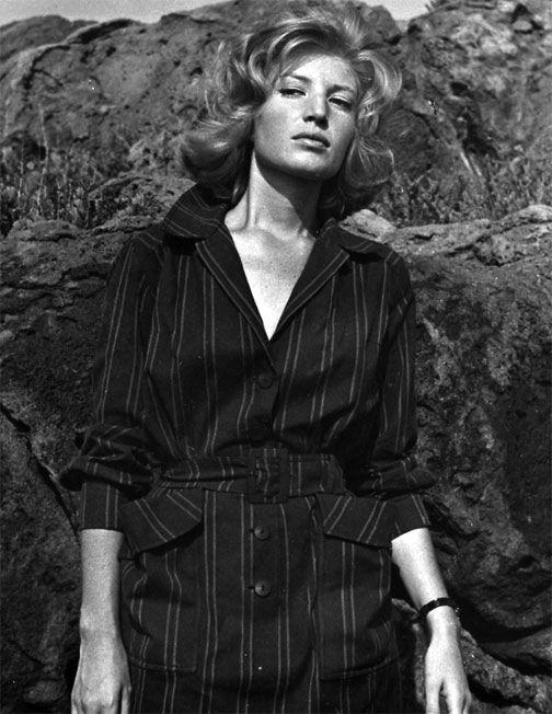 """L'Avventura,"" starring Monica Vitta, directed by Michelangelo Antonioni, 1960"