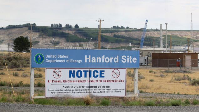 It Sounds Like Everything's Going To Be Fine At The Hanford Site, Worker Says