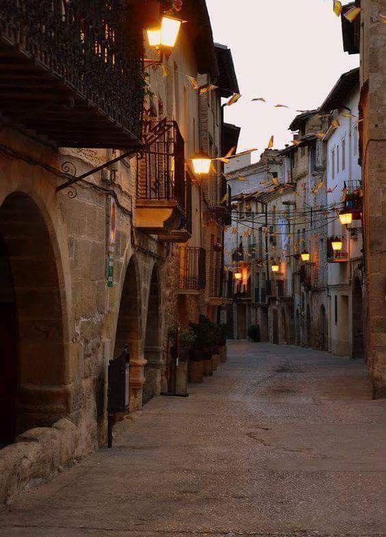 La Fresneda,Teruel