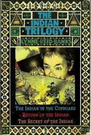 TBR - The Indian Trilogy - Lynne Reid Banks