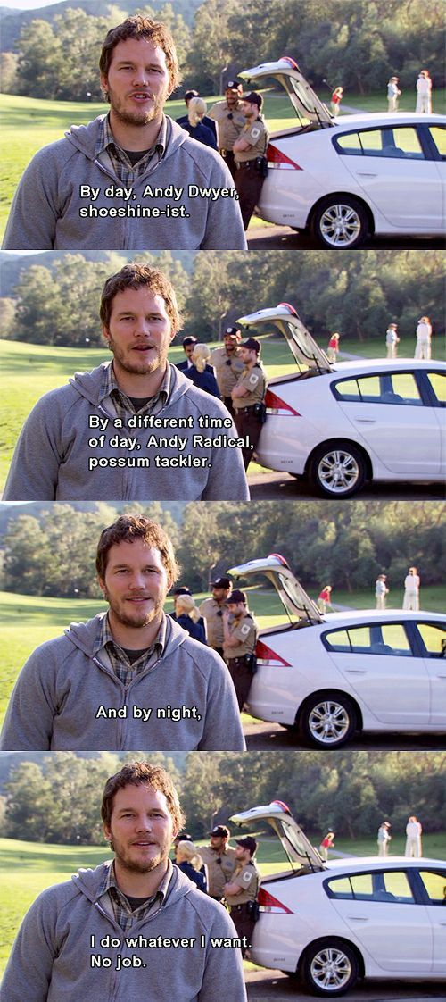andy parks and recreation - photo #16