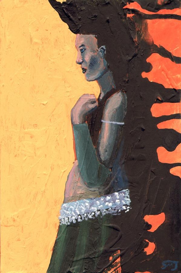 Shaun Michael Jones: Fine Artist | Fine Art