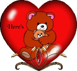 ❤️GIFs ~ Bear Hugs. We all need a hug every now and then. Here is one for all who need it. May God bless you all.