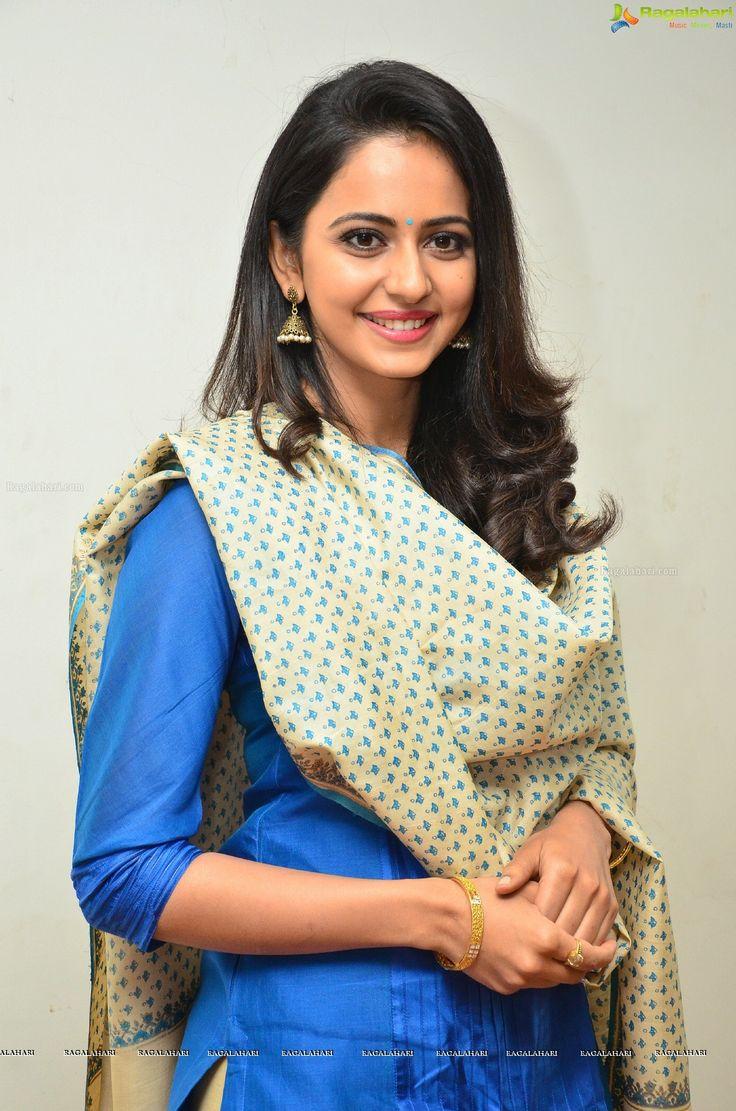 Rakul Preet Singh | Actresses | Rakul preet singh saree ...
