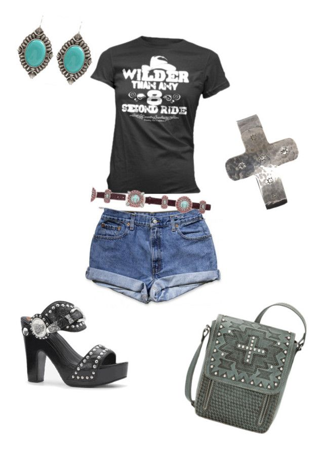 CMT Music Fest here we come! by reinerwear on Polyvore featuring Angel Ranch and CMTFest