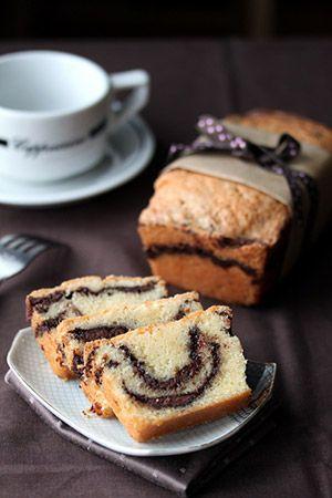 Ricetta per Bimby TM31: Morbido Plum Cake alla Nutella   Doki Cucina