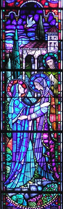 Visitation// +Lord help me to go in haste to help my neighbor+