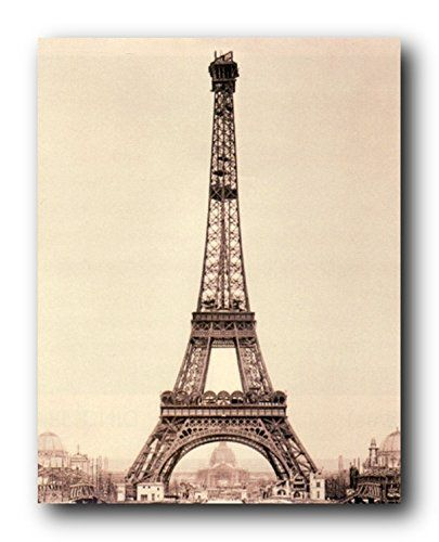 Vintage Paris Eiffel Tower Wall Decor Art Print Poster (1... https://www.amazon.com/dp/B00SJ7UCOK/ref=cm_sw_r_pi_dp_x_Loziyb3H9F0HD