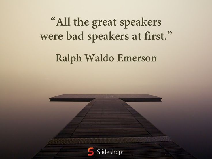 There's always a first time. #quoteoftheday #quote #presentation #publicspeaking