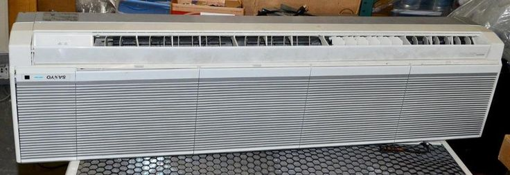 #Sanyo KS3632 Split Type Wall Mount Indoor #Air #Conditioner Unit 34000 BTU #Sanyo