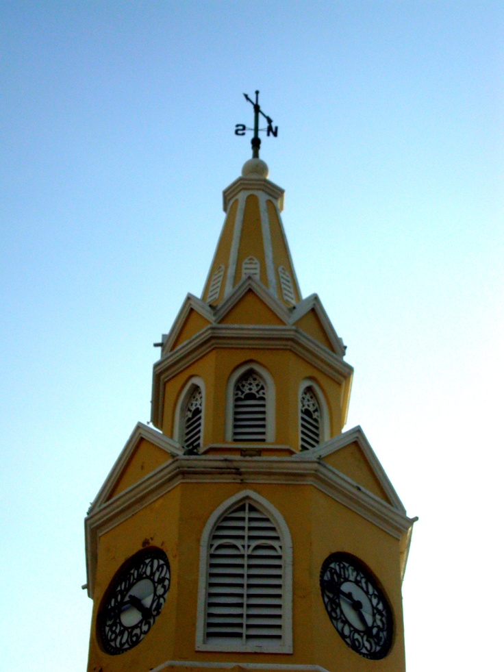 Cartagena, Colombia.