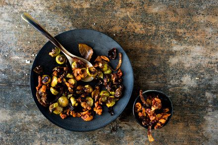 Schmaltz-Roasted Brussels Sprouts Recipe – NYT Cooking   – Brussels Sprouts