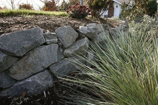 Landscape Boulders South Jersey : Images about cabin driveway ideas on stamped