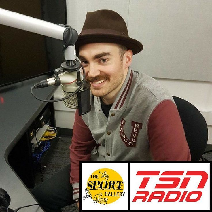 Be sure to check out a special 1-hour edition of the Art of Sport tonight at 9:00 on @tsn1040! Our own James Siddall will be talking with The Sport Markets Tom Mayenknect about how there is much more to North Americas favourite games than the box score. Art and sport are always intersecting. And for those outside of Vancouver listen online at tsn.ca/radio (link in bio)! . . #sports #sportsradio #talkradio #tsn #tsnradio #tsnvancouver #tsn1040 #baseball #hockey #basketball #football #mlb #nhl…