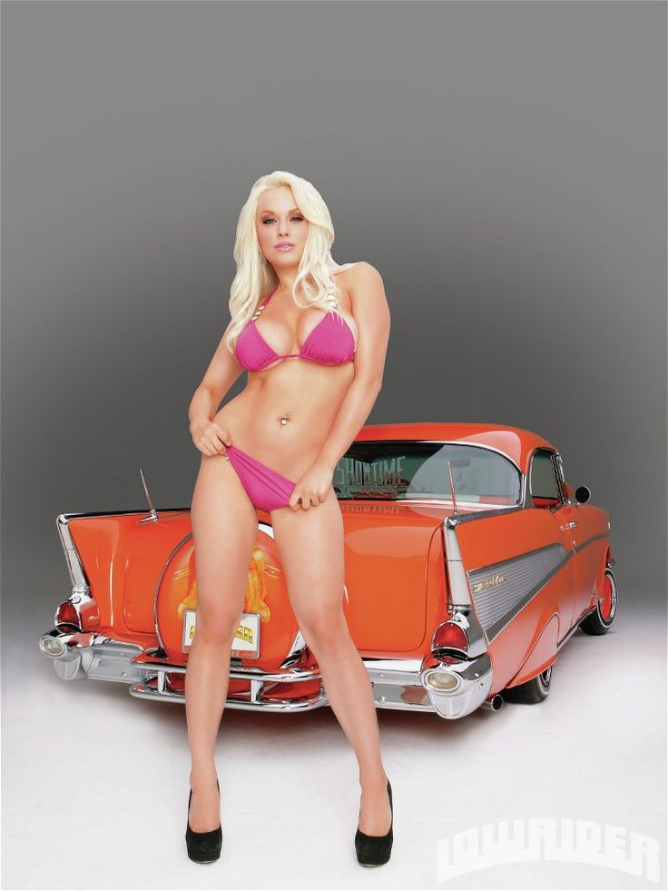 Nude babes and chevys-9450