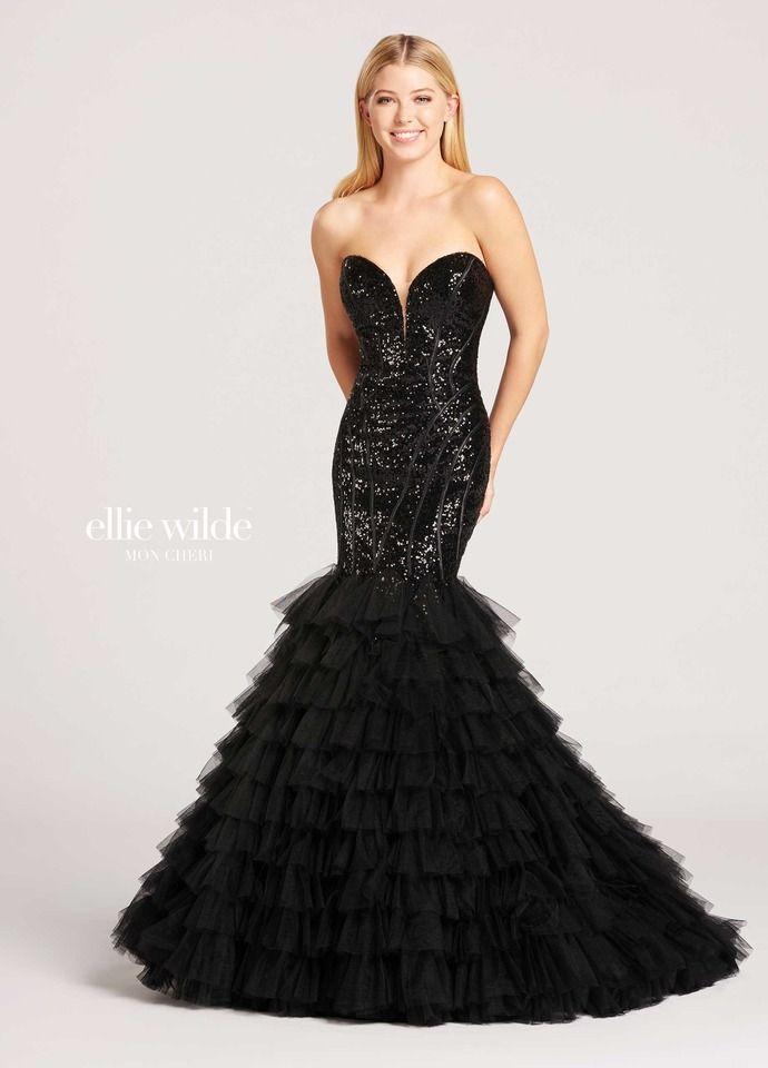 Ellie Wilde EW118086 - Formal Approach Prom Dress