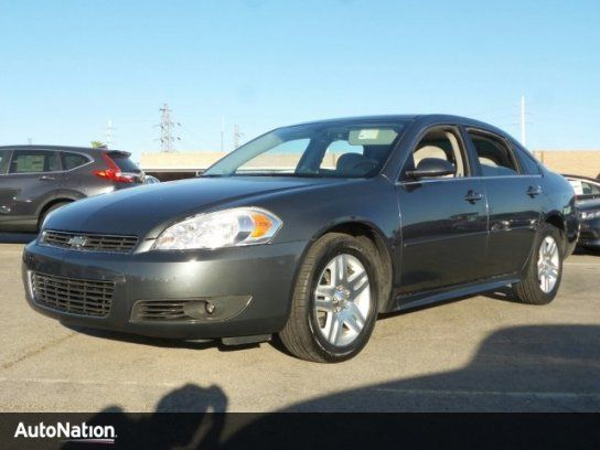 Sedan 2011 Chevrolet Impala Lt With 4 Door In Las Vegas Nv 89104 With Images Chevrolet Impala 2011 Chevrolet Impala Chevrolet