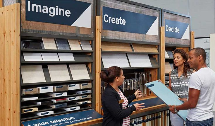 Simply straightforward: Wickes store concept by Household