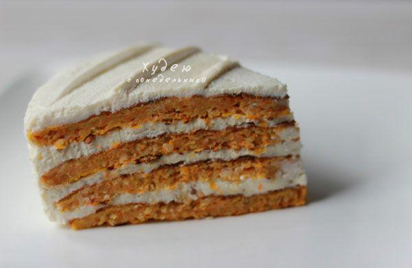 Адаптированная для диеты Дюкана версия популярного десерта из сети кофеен Старбакс