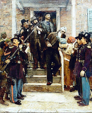john brown the spark that ignited the american civil war John brown led the raid in harpers ferry to protest slavery some people say the outcome of the raid was the spark that ignited the civil war, king said.
