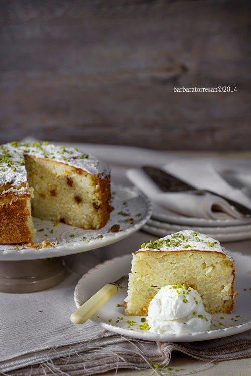 torta di riso al profumo di lavanda e... quanto è brava questa blogger!