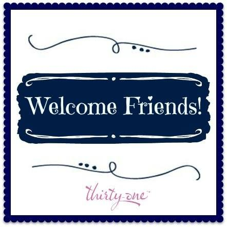 Welcome Pic For Thirty One Fb Parties Heidi S All Things