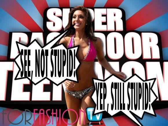 "#FarrahAbraham ""BACKDOOR TEEN MOM"" Single-Snatched SAVED Porn Biz – READ!!!"