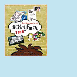 Schrijfmix: speelse werkbladen om kinderen tot schrijven aan te moedigen.