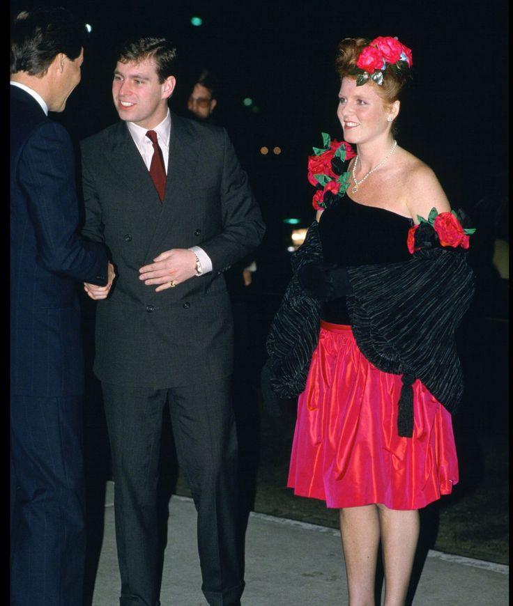 Duchess of York & Andrew